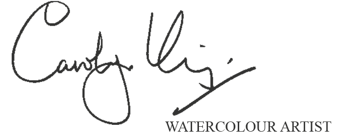Carolyn King Signature